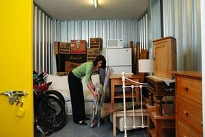 Временное хранение мебели и другого имущества при ремонте