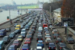 Пробки сократились на 5%