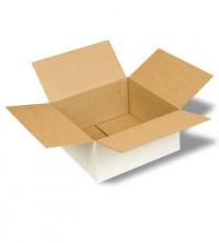 упаковочная коробка из трехслойного гофрокартона
