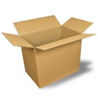 паллетная коробка из пятислойного гофрокартона