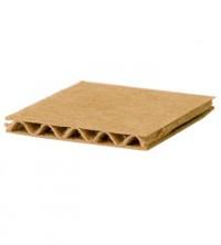 картон гофрированный трехслойный