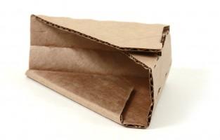 картонный уголок для перевозки картин
