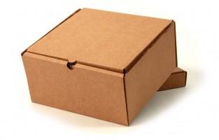 коробка самосборная упаковочная