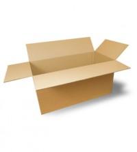 картонная коробка из пятислойного гофрокартона
